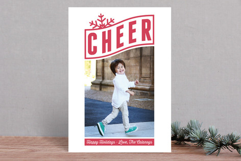 Cheery Christmas Photo Cards
