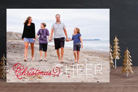 Christmas Cheer Christmas Photo Cards