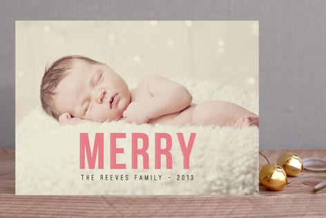 Christmas Peace Christmas Photo Cards
