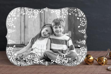 Seasonal Sprinkle Christmas Photo Cards