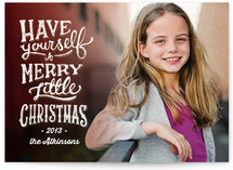 A Little Merry Christma... by Dawn Jasper