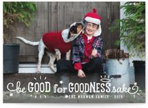 Goodness Sake by Anne Holmquist
