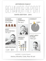 Behavior Report
