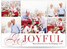 Bursting with Joy