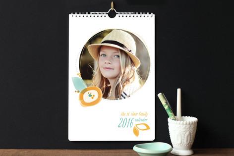 Sew Floral Standard Calendars