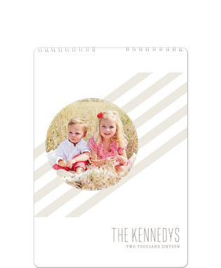 A Little Chic Standard Calendars
