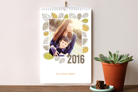 New Leaf Standard Calendars