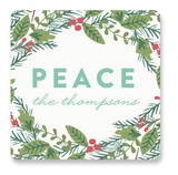 Wreath Custom Stickers