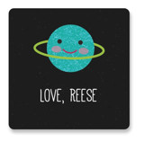 You're Out Of This World Custom Stickers