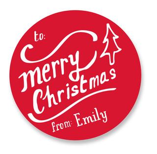 Christmas Jam Custom Stickers