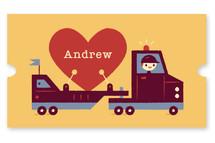 Big Heart Truckin' by Bob Daly
