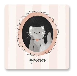 Meow-Velous Custom Stickers