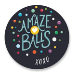 Amazeballs by Shiny Penny Studio