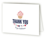 Food Truck Party! Childrens Birthday Party Thank You Cards