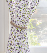Floral Dots Curtains
