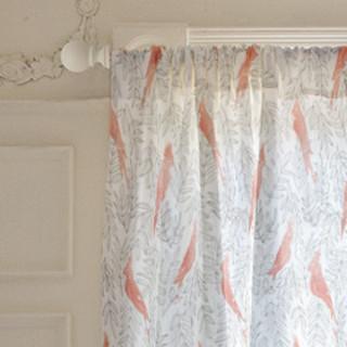 Cockatiel Curtains