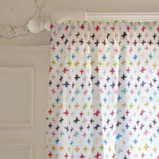 Cross the Rainbow Curtains
