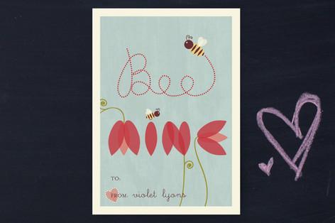 petals of mine Classroom Valentine's Cards