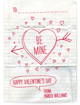 Handwritten Love Note by A Little Big Picture