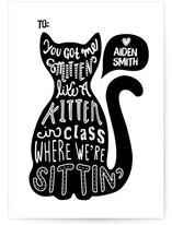 Smitten Like a Kitten