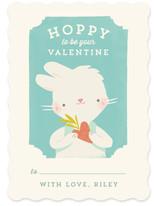 Valentine Zoo Bunny