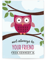Owl Be Your Friend