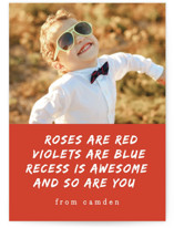 Recess Is Awesome by Up Up Creative
