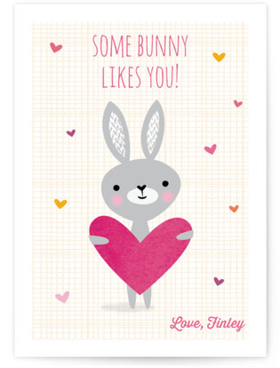 Some Bunny Classroom Valentine's Day Cards