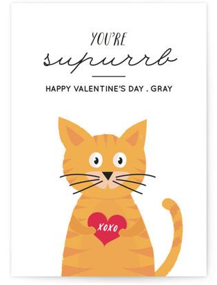 Supurrb Valentine Classroom Valentine's Day Cards