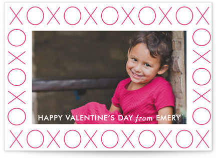 Xoxoxo Classroom Valentine's Day Cards