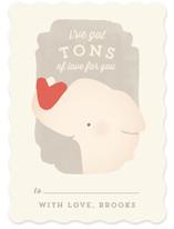 Valentine Zoo Elephant