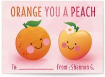 Orange You A Peach