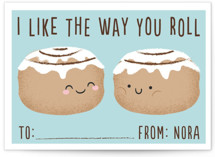 Nice buns Classroom Valentine's Day Cards