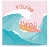 Get Swept Away Classroom Valentine's Day Cards