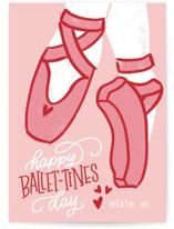 Ballet-tines by Erin L. Wilson
