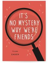 no mystery by Angela Garrick