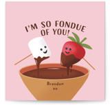 Fondue Love by Jana Volfova