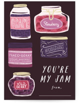 Youre My Jam Classroom Valentine's Day Cards