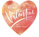 be my valentine Classroom Valentine's Day Cards