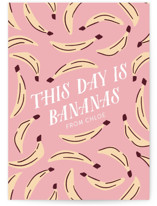 Day is Bananas Classroom Valentine's Day Cards