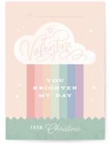 Brighten My Day Classroom Valentine's Day Cards