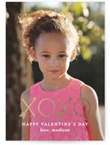 XO Arrow by Lauren Chism