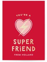 Super Friend by Lehan Veenker