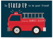 Fired Up by Kacey Kendrick Wagner