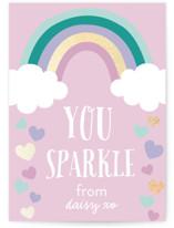 Sparkle Hearts by Angela Thompson