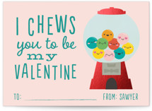 Chews you by Annie Holmquist