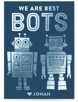 Best Bots by Jessie Steury
