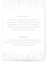 Rice Toss Gloss-Press™ Direction Cards