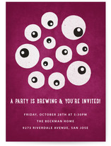 Ghoulish Get Together Halloween Online Invitations
