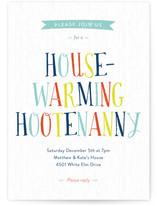Housewarming Hootenanny by Hello Cheerio